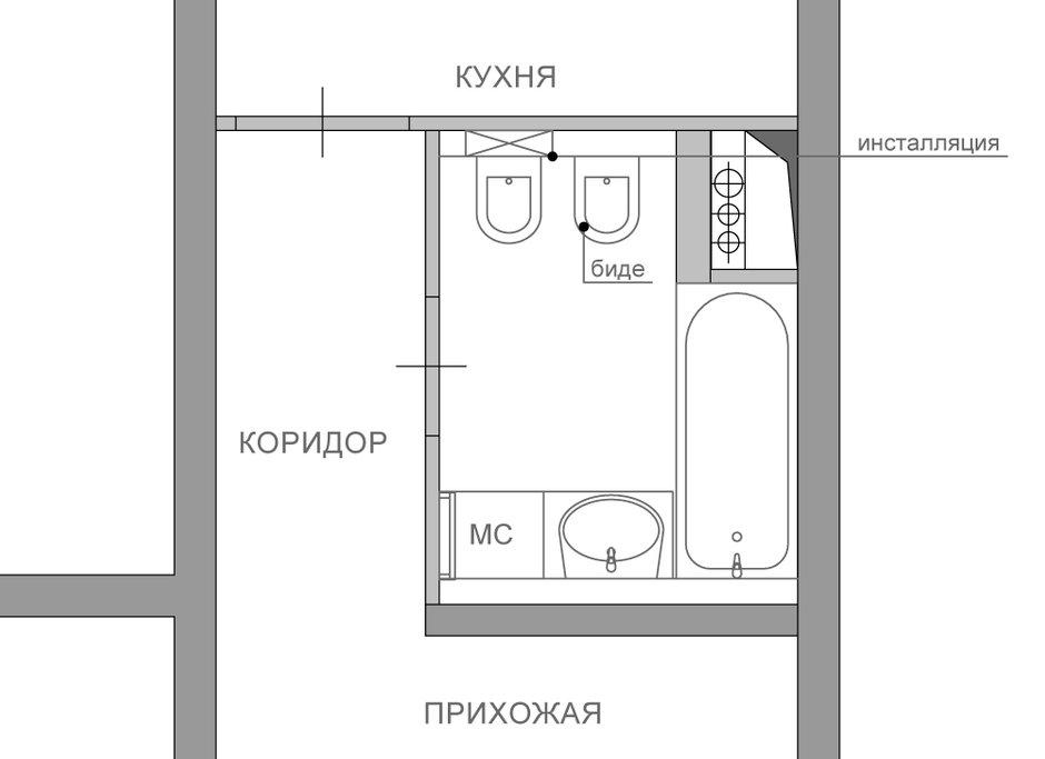 Фотография: Детская в стиле , Квартира, Перепланировка, КОПЭ – фото на INMYROOM