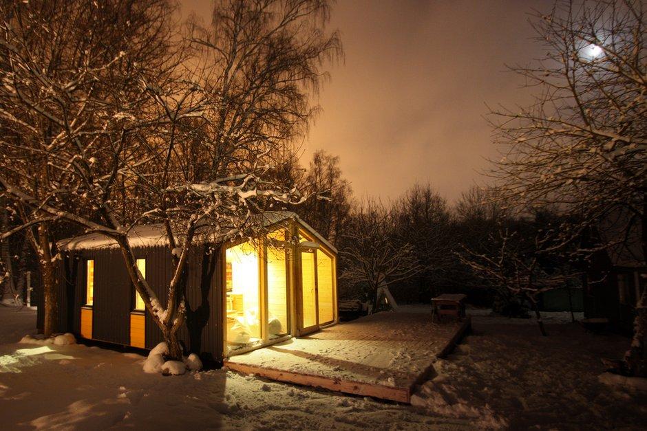Фотография:  в стиле , Дом, Дома и квартиры, IKEA, Дача – фото на INMYROOM
