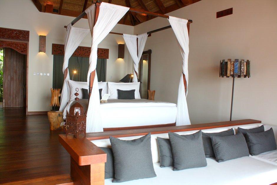 Фотография: Спальня в стиле Прованс и Кантри, Современный, Дом, Дома и квартиры, Отель – фото на INMYROOM