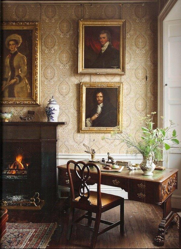 Фотография: Офис в стиле Прованс и Кантри, Классический, Декор интерьера, Декор дома, Картины – фото на INMYROOM