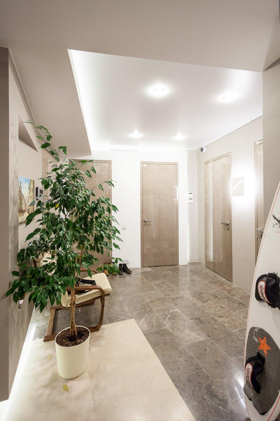 Фотография: Прихожая в стиле Лофт, Современный, Квартира, Дома и квартиры – фото на INMYROOM