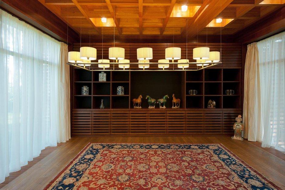 Фотография: Мебель и свет в стиле Восточный, Дом, Дома и квартиры, Проект недели – фото на INMYROOM