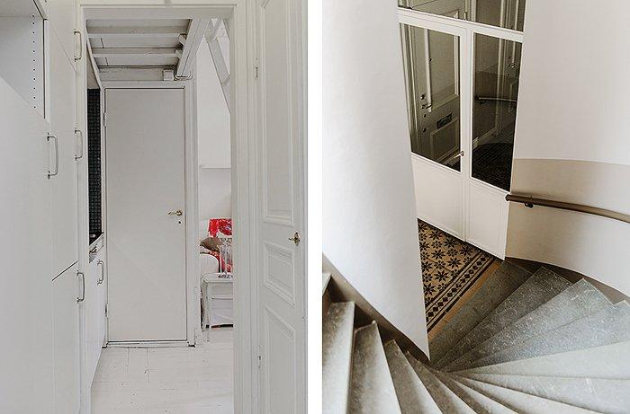 Фотография: Прочее в стиле , Скандинавский, Декор интерьера, Малогабаритная квартира, Квартира, Швеция, Цвет в интерьере, Дома и квартиры, Белый – фото на INMYROOM