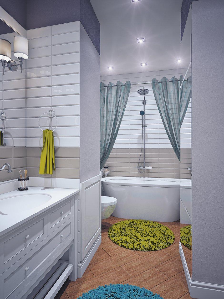 Фотография: Ванная в стиле , Декор интерьера, DIY, Квартира, Restoration Hardware, Дома и квартиры, IKEA, Проект недели, Cosmorelax, Ideal Lux – фото на INMYROOM