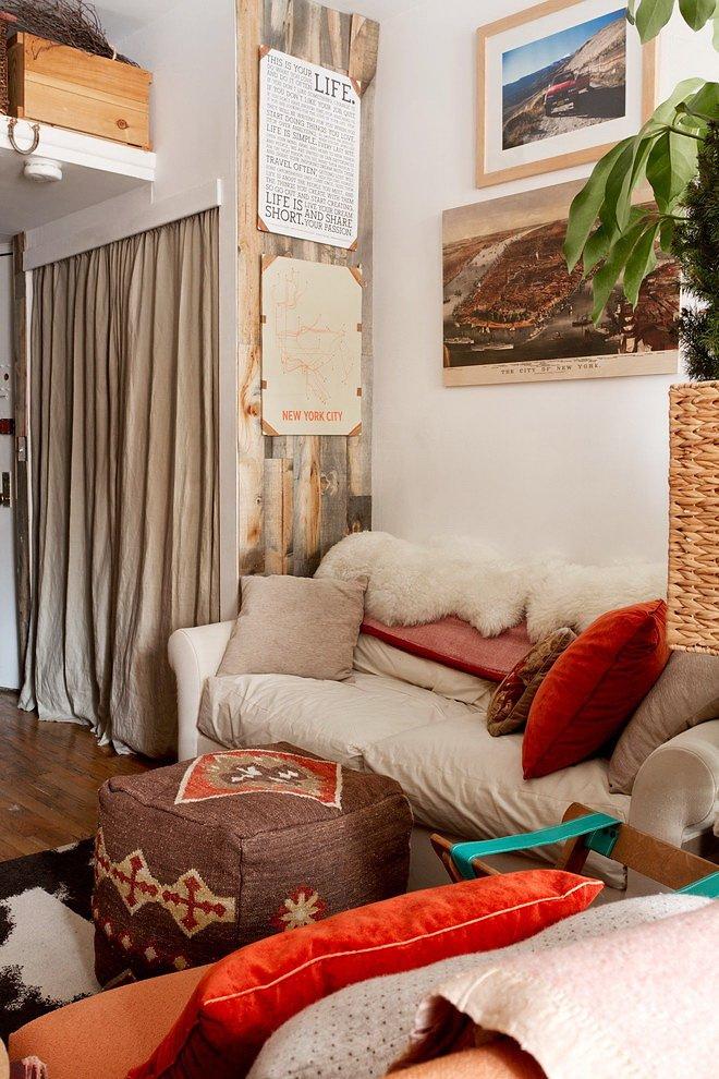 Фотография: Декор в стиле Скандинавский, DIY, Малогабаритная квартира, Квартира, Дома и квартиры – фото на INMYROOM