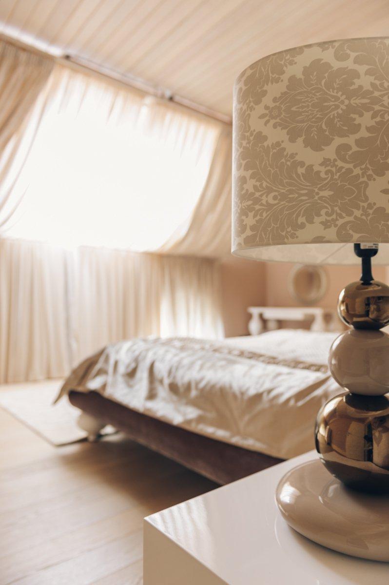 Фотография: Спальня в стиле Прованс и Кантри, Дом, Дома и квартиры, Проект недели – фото на INMYROOM