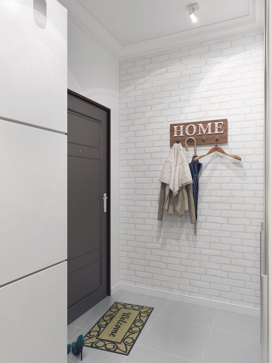 Фотография: Прихожая в стиле Скандинавский, Декор интерьера, Квартира, Massive, Дома и квартиры, IKEA, Проект недели – фото на INMYROOM