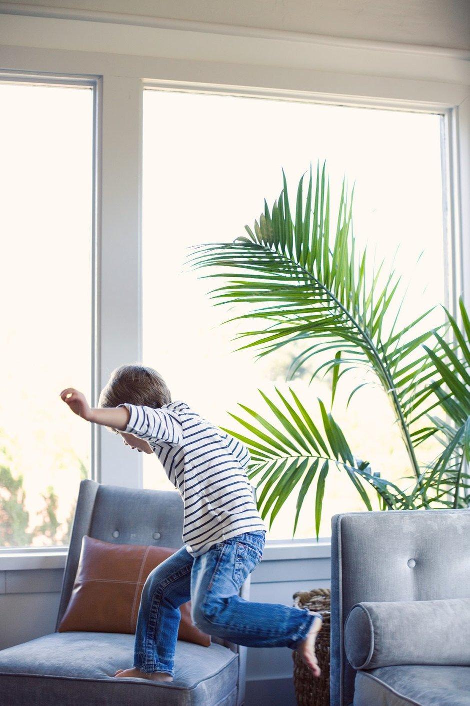 Фотография: Гостиная в стиле Современный, Дом, Дома и квартиры, IKEA, Калифорния – фото на INMYROOM