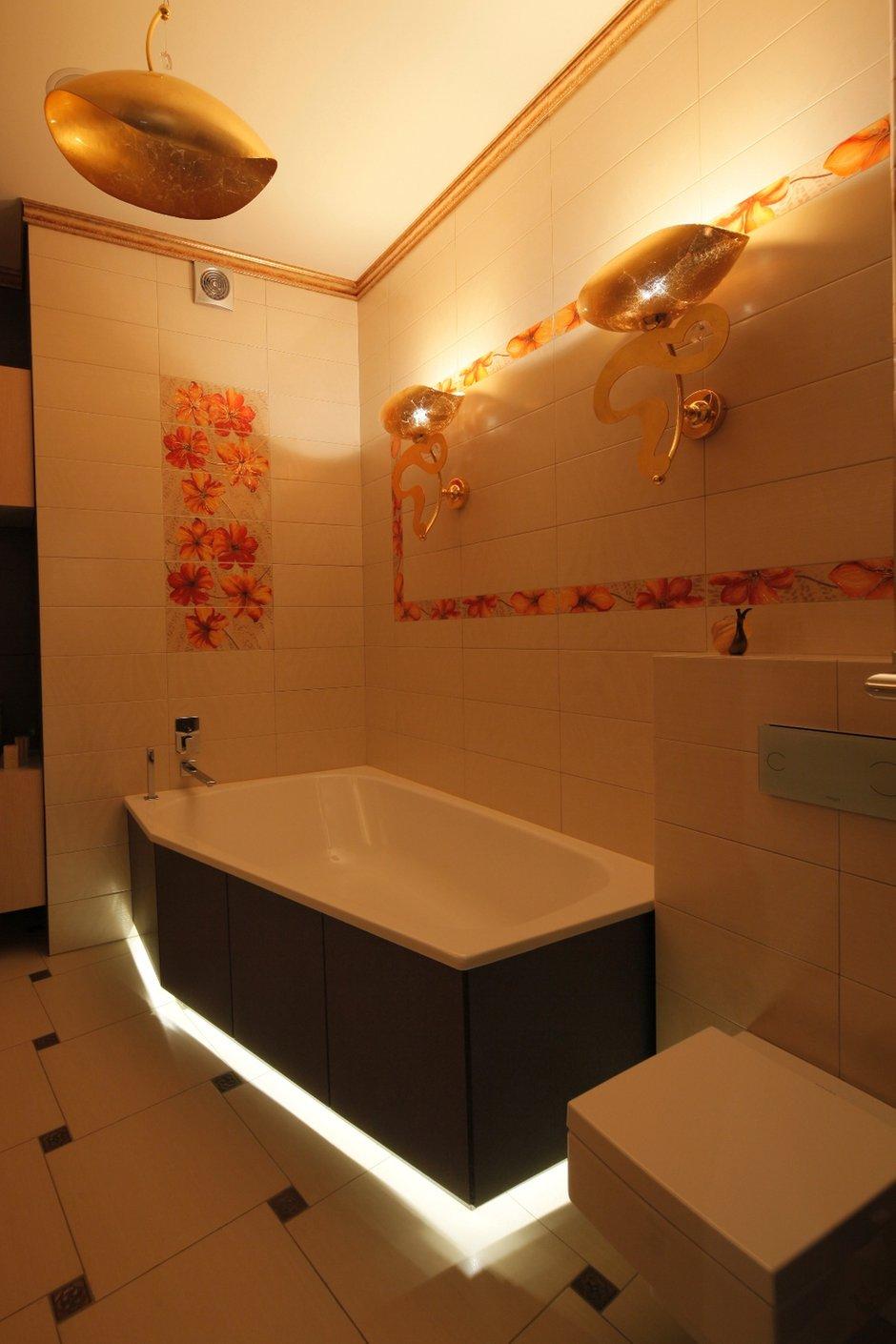 Фотография: Ванная в стиле Современный, Квартира, Дома и квартиры, Москва, Фьюжн – фото на INMYROOM