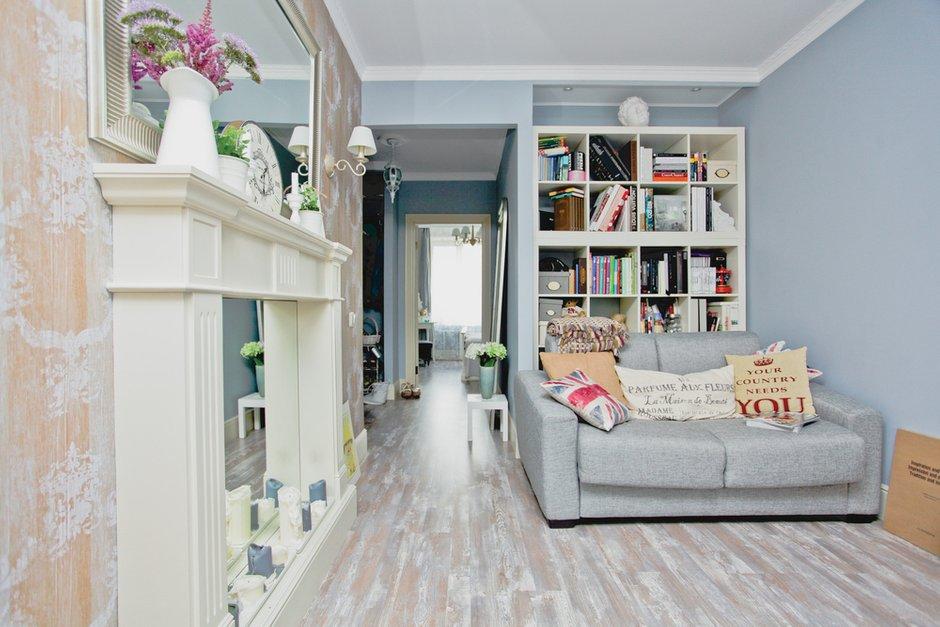 Фотография: Гостиная в стиле Прованс и Кантри, Квартира, Дома и квартиры, IKEA – фото на INMYROOM