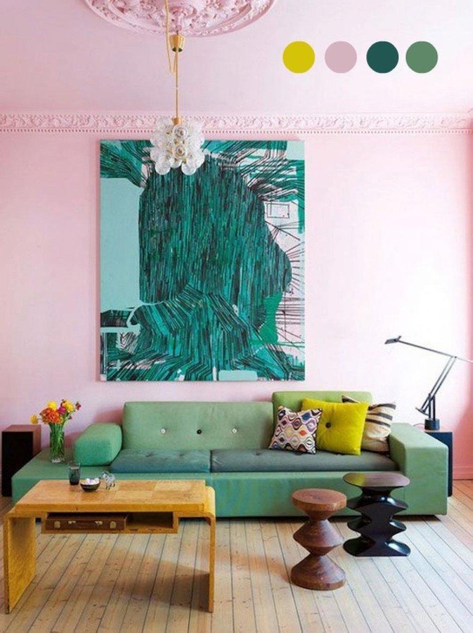 Фотография: Гостиная в стиле , Декор интерьера, Дизайн интерьера, Цвет в интерьере, Dulux, Akzonobel – фото на INMYROOM