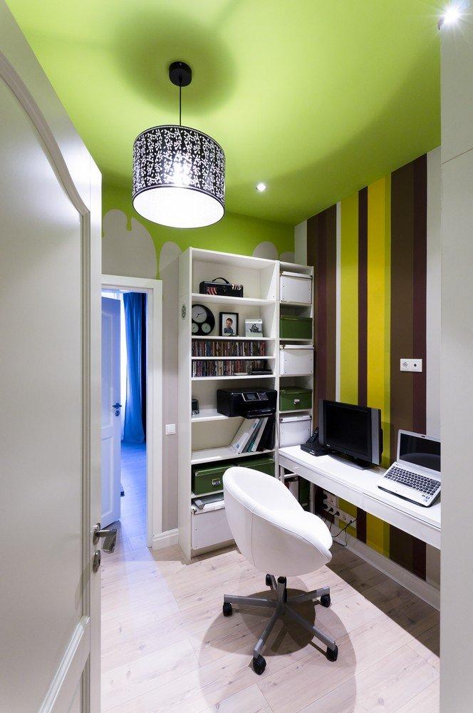 Фотография: Офис в стиле Скандинавский, Современный, Декор интерьера, Квартира, Дома и квартиры, Неоклассика – фото на InMyRoom.ru