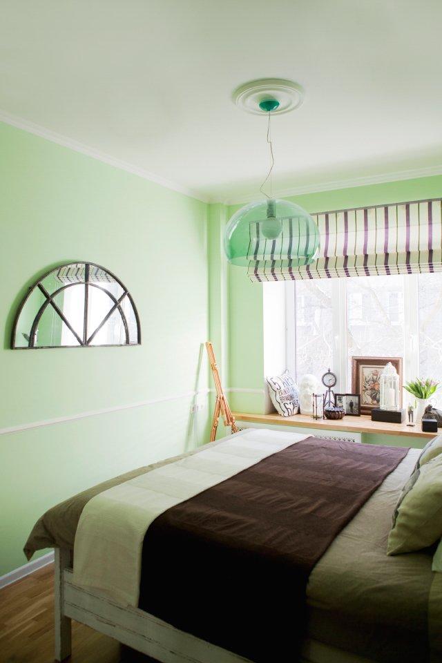 Фотография: Спальня в стиле , DIY, Квартира, Дома и квартиры, IKEA – фото на INMYROOM