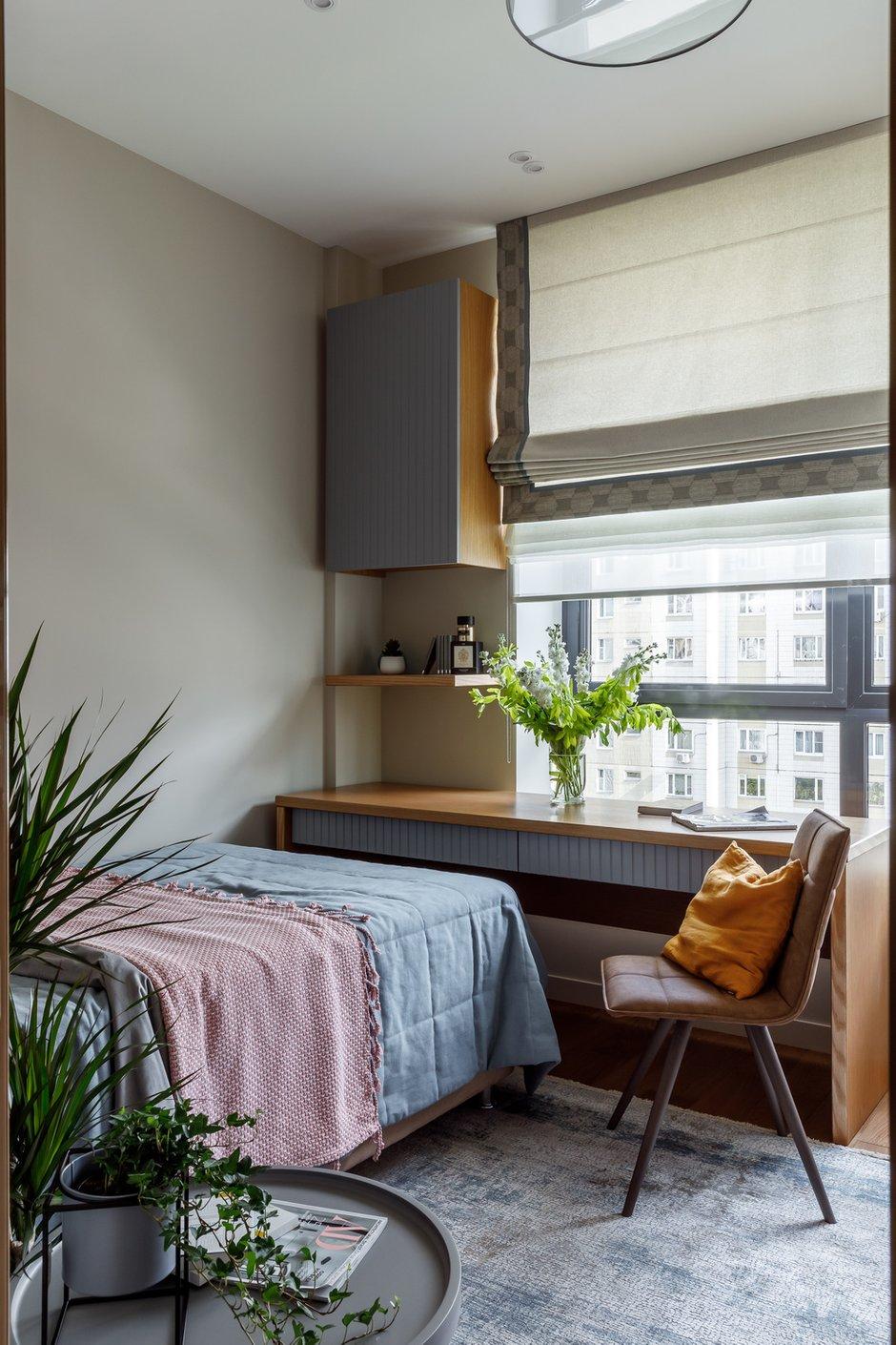 Фотография: Детская в стиле Современный, Квартира, Проект недели, Москва, 3 комнаты, 60-90 метров, Мариям Тагиева – фото на INMYROOM