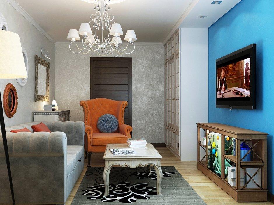 Фотография: Гостиная в стиле Современный, Декор интерьера, Квартира, Calligaris, Дома и квартиры, IKEA, Проект недели – фото на INMYROOM