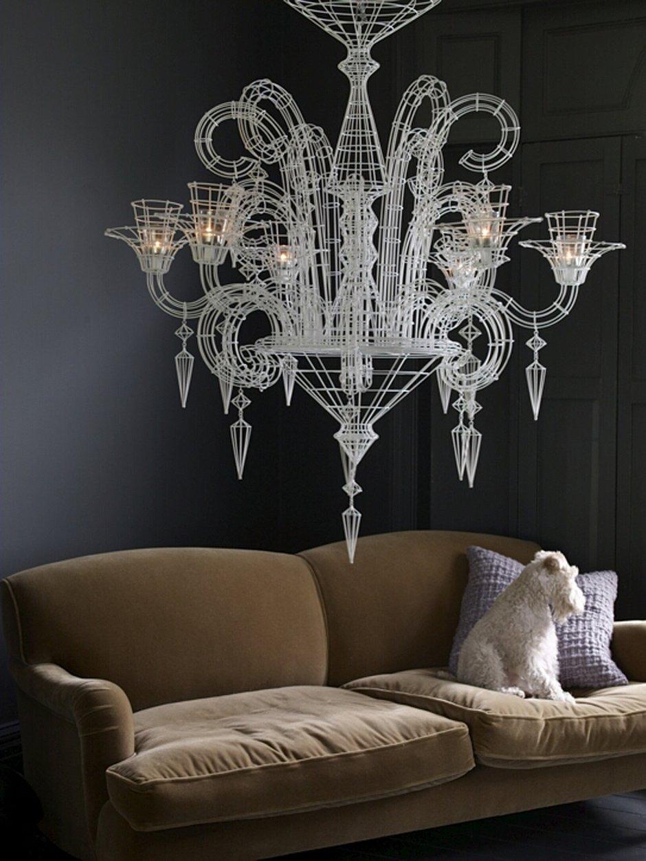 Фотография: Мебель и свет в стиле Эклектика, Декор интерьера, Советы – фото на INMYROOM