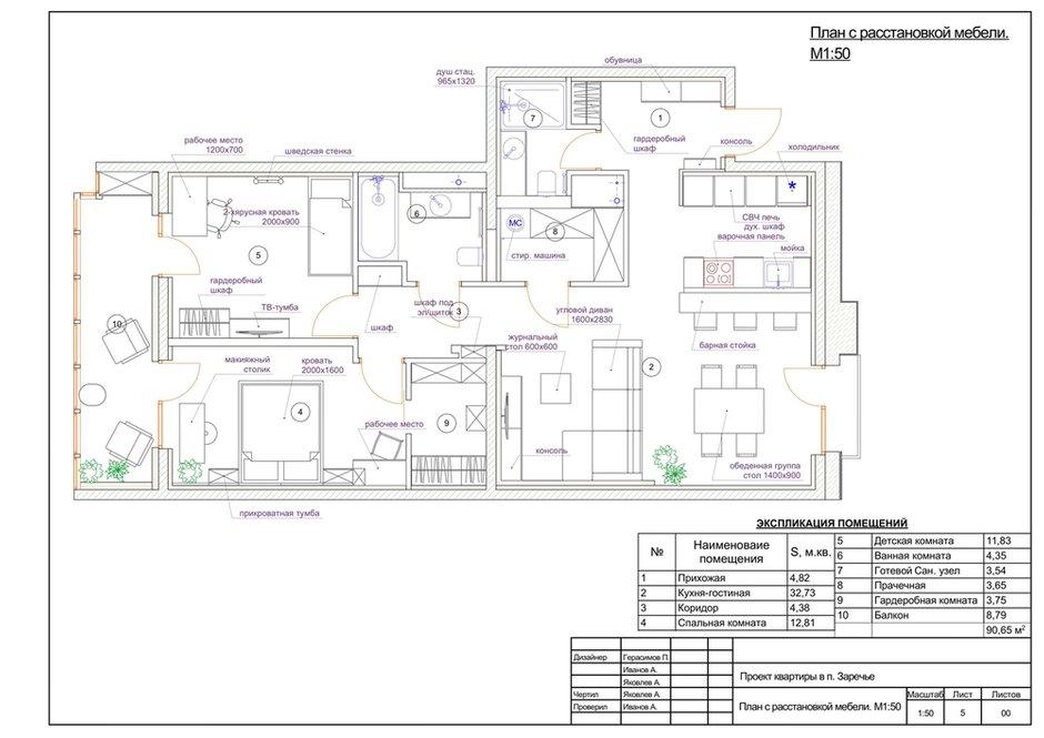 Фотография: Планировки в стиле , Квартира, Проект недели, Geometrium – фото на INMYROOM