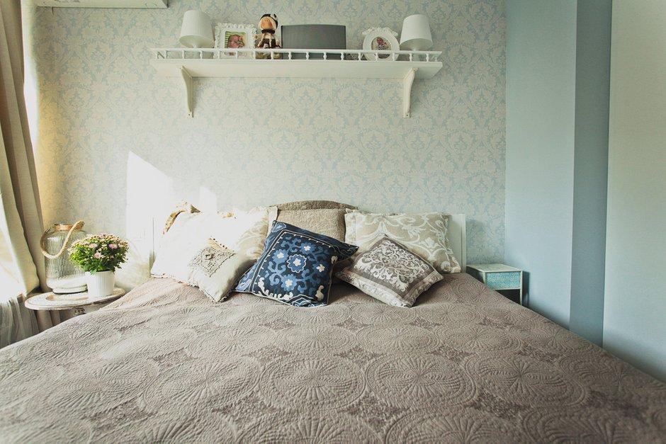 Фотография: Спальня в стиле Прованс и Кантри, Квартира, Дома и квартиры, IKEA – фото на INMYROOM