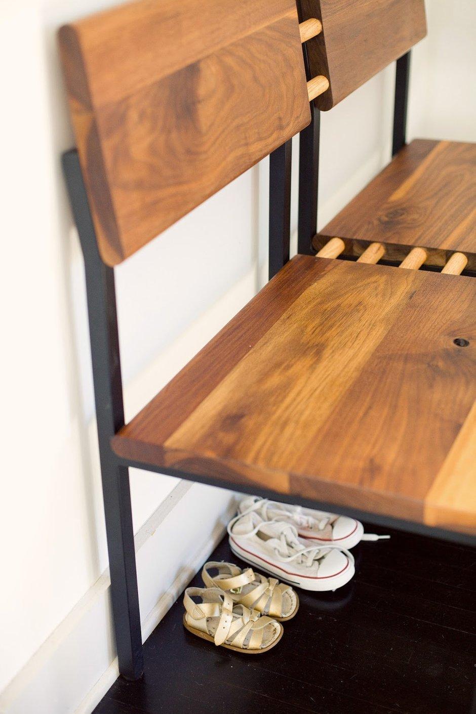 Фотография: Прихожая в стиле Скандинавский, Дом, Дома и квартиры, IKEA, Калифорния – фото на INMYROOM