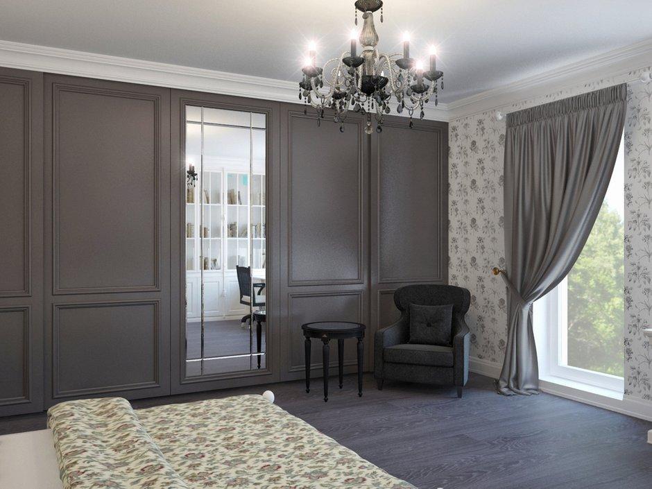 Фотография: Спальня в стиле , Декор интерьера, Дом, Artemide, Vistosi, Дома и квартиры, Проект недели, Ideal Lux, Таунхаус – фото на INMYROOM