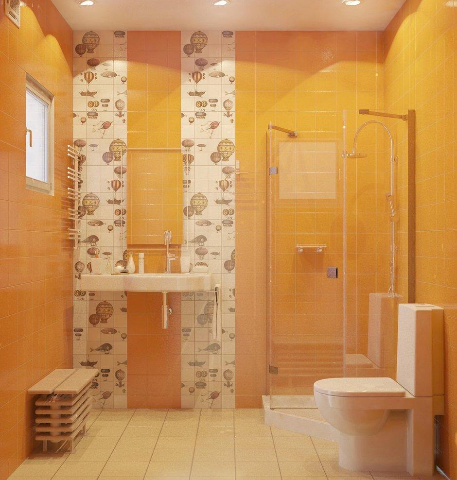 Фотография: Ванная в стиле Прованс и Кантри, Скандинавский, Квартира, Дома и квартиры, Проект недели – фото на INMYROOM