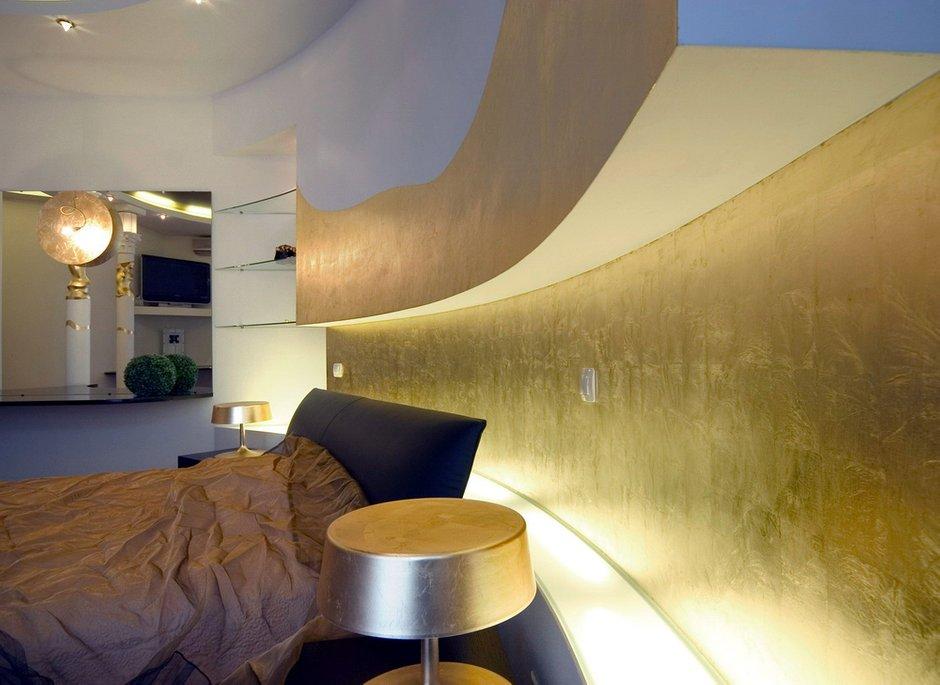 Фотография: Спальня в стиле Современный, Эклектика, Дом, Дома и квартиры – фото на INMYROOM