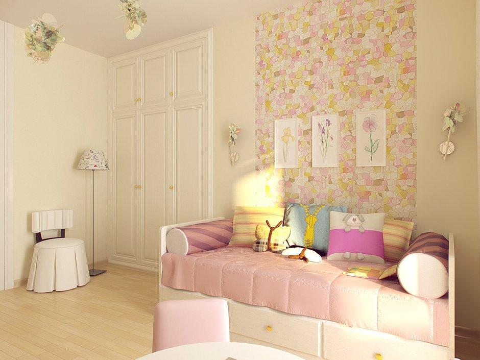 Фотография: Детская в стиле , Квартира, Дома и квартиры, Проект недели, Пентхаус – фото на INMYROOM