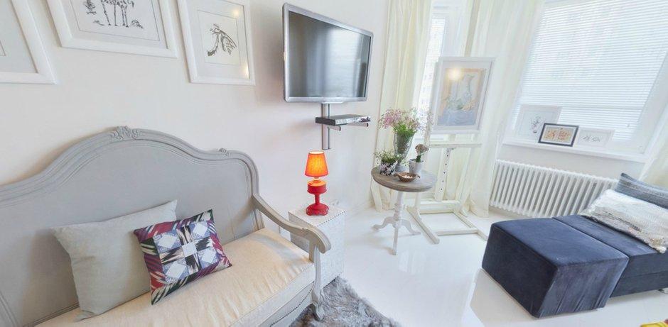 Фотография: Гостиная в стиле Классический, Современный, Декор интерьера, Интерьер комнат, Проект недели – фото на INMYROOM
