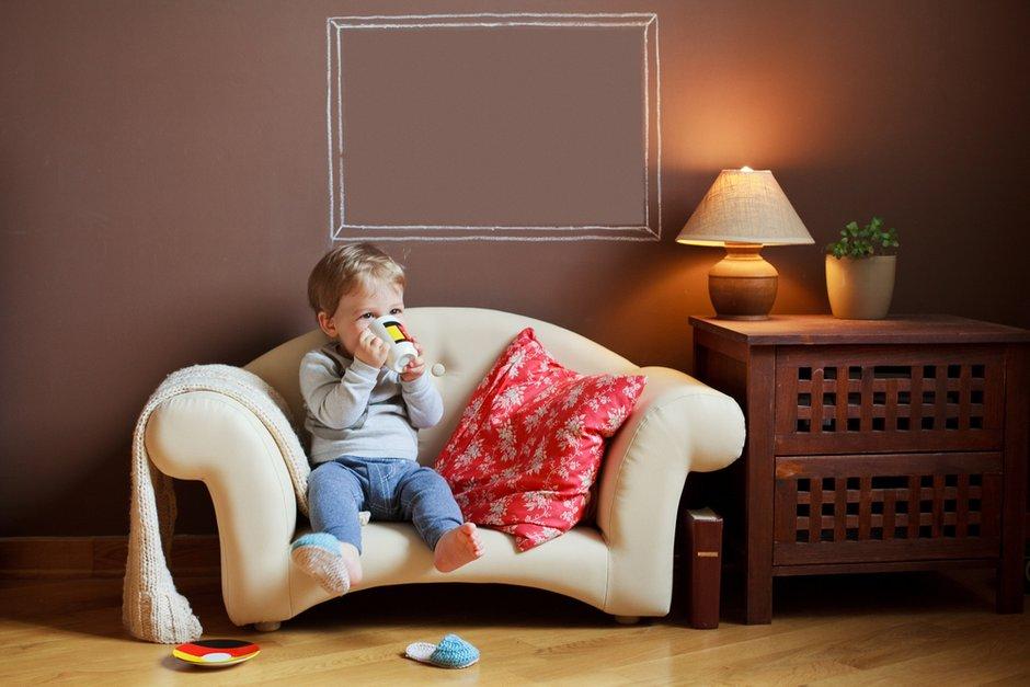 Фотография: Детская в стиле Классический, Современный, Декор интерьера, Мебель и свет, Кресло – фото на INMYROOM