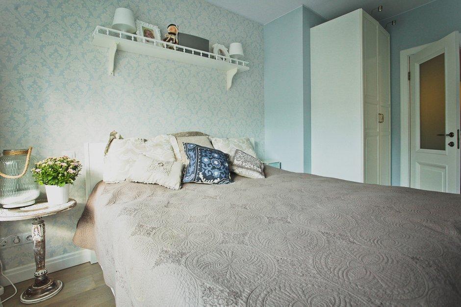 Фотография: Спальня в стиле Прованс и Кантри, Скандинавский, Квартира, Дома и квартиры, IKEA – фото на INMYROOM