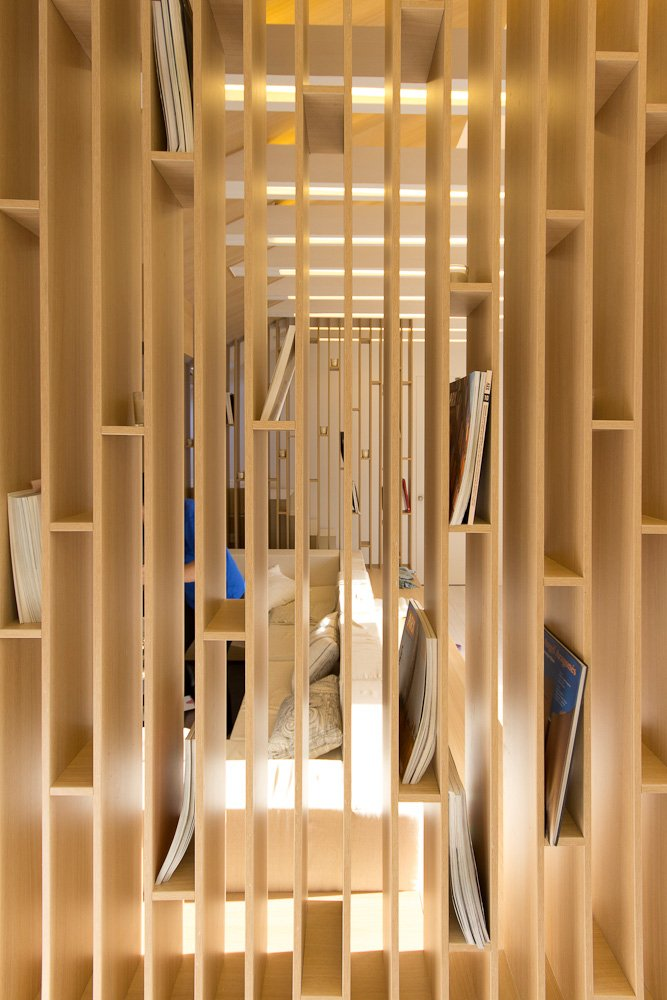 Фотография: Декор в стиле Лофт, Гостиная, IKEA, Мансарда – фото на INMYROOM