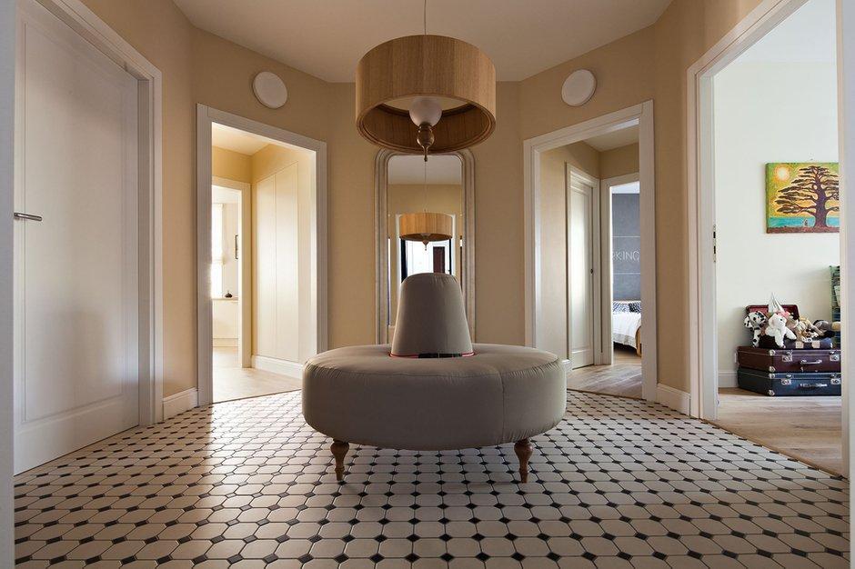 Фотография: Прихожая в стиле Эклектика, Квартира, BoConcept, Дома и квартиры, IKEA – фото на INMYROOM