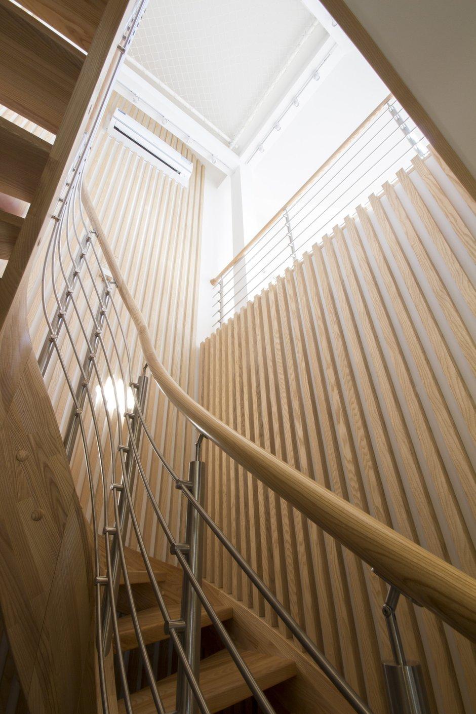 Фотография:  в стиле Лофт, Квартира, BoConcept, Дома и квартиры, Белый, IKEA, Проект недели, Мансарда – фото на InMyRoom.ru