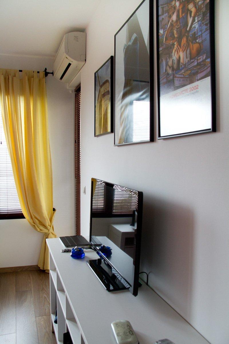 Фотография: Декор в стиле , Декор интерьера, Квартира, Цвет в интерьере, Дома и квартиры, Стены – фото на INMYROOM