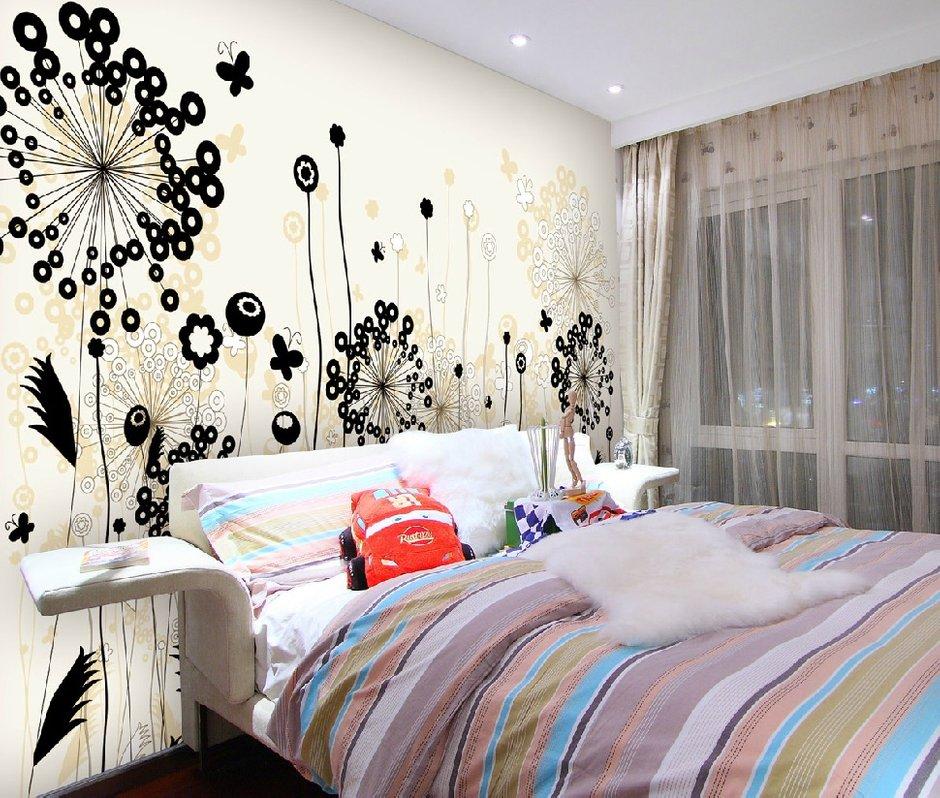Фотография: Спальня в стиле Современный, Декор интерьера, Квартира, Текстиль – фото на INMYROOM