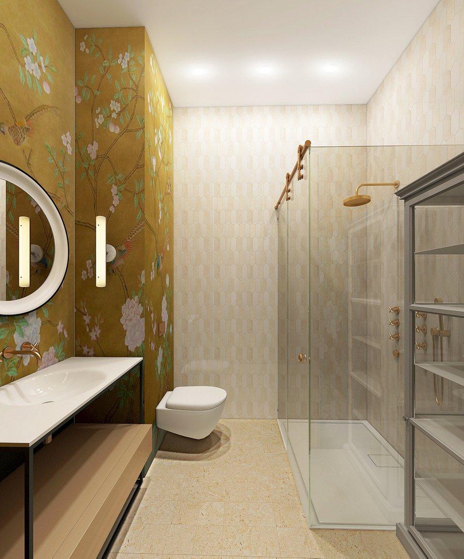 Фотография: Ванная в стиле Современный, Дом, Минимализм, Проект недели – фото на INMYROOM