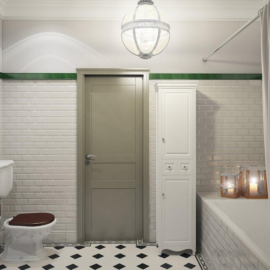 Фотография: Ванная в стиле Лофт, Современный, Квартира, Дома и квартиры, Москва – фото на INMYROOM