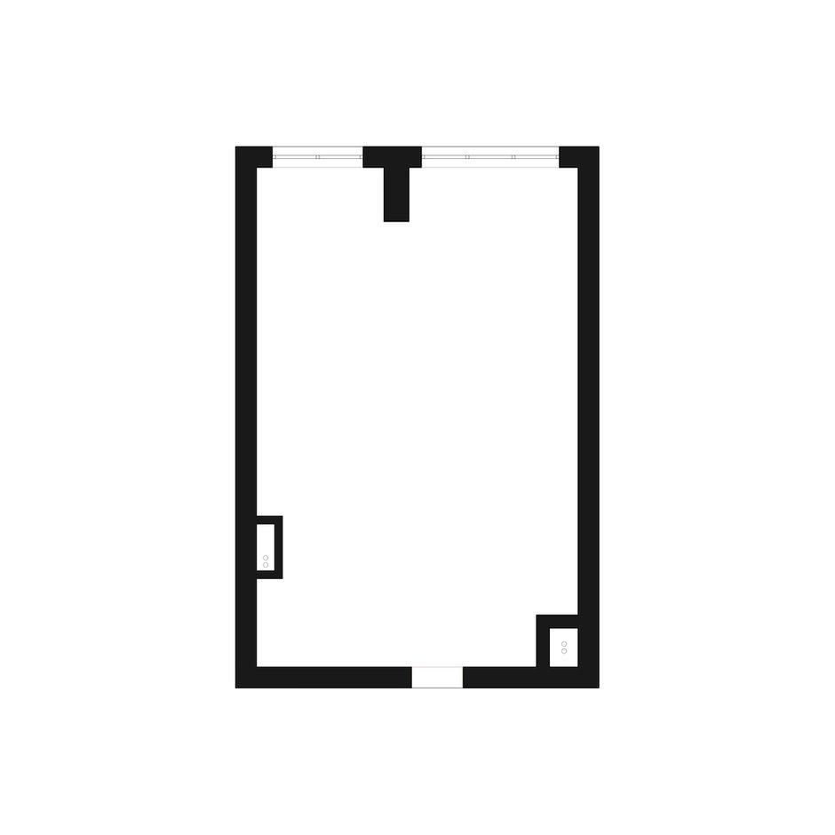 Фотография:  в стиле , Современный, Квартира, Студия, Минимализм, Проект недели, Монолитный дом, 40-60 метров, Батуми, Грузия, VAE design & architecture – фото на INMYROOM