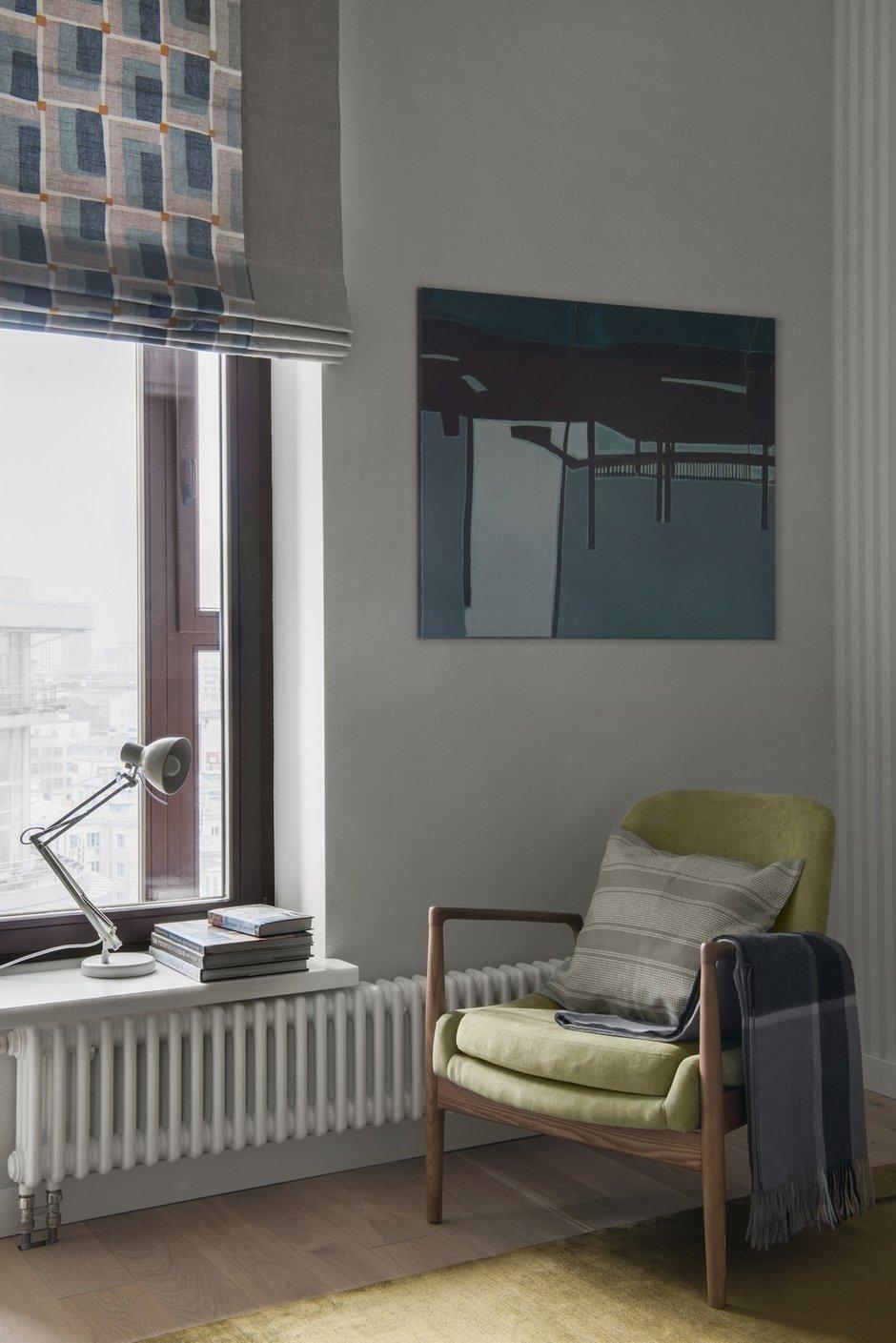 Фотография: Спальня в стиле Скандинавский, Квартира, Проект недели, Москва, Инна Величко, Монолитный дом, 3 комнаты, 60-90 метров, ПРЕМИЯ INMYROOM – фото на INMYROOM