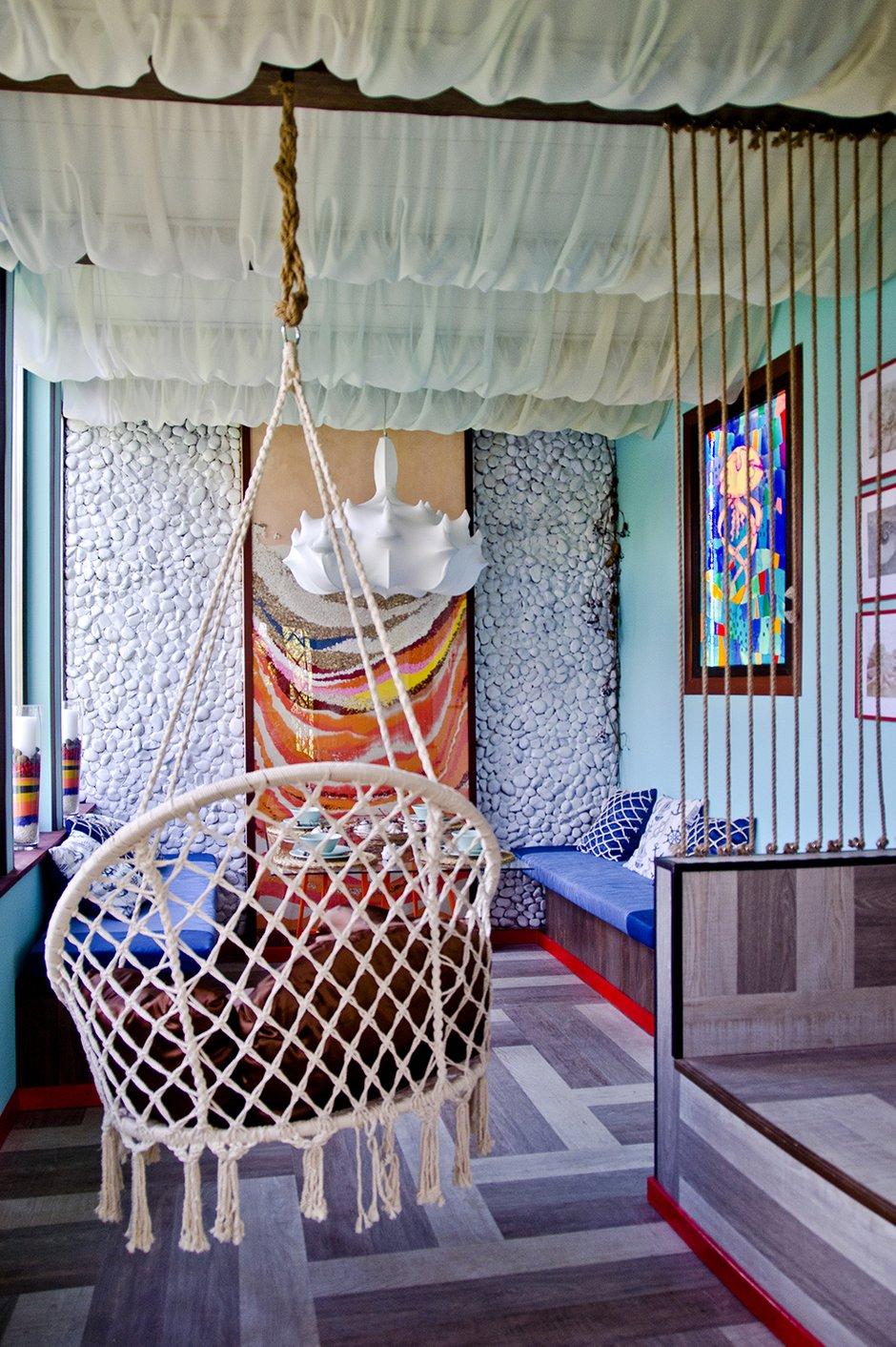 Фотография: Гостиная в стиле Восточный, Квартира, Дом, Дома и квартиры, Дача – фото на INMYROOM