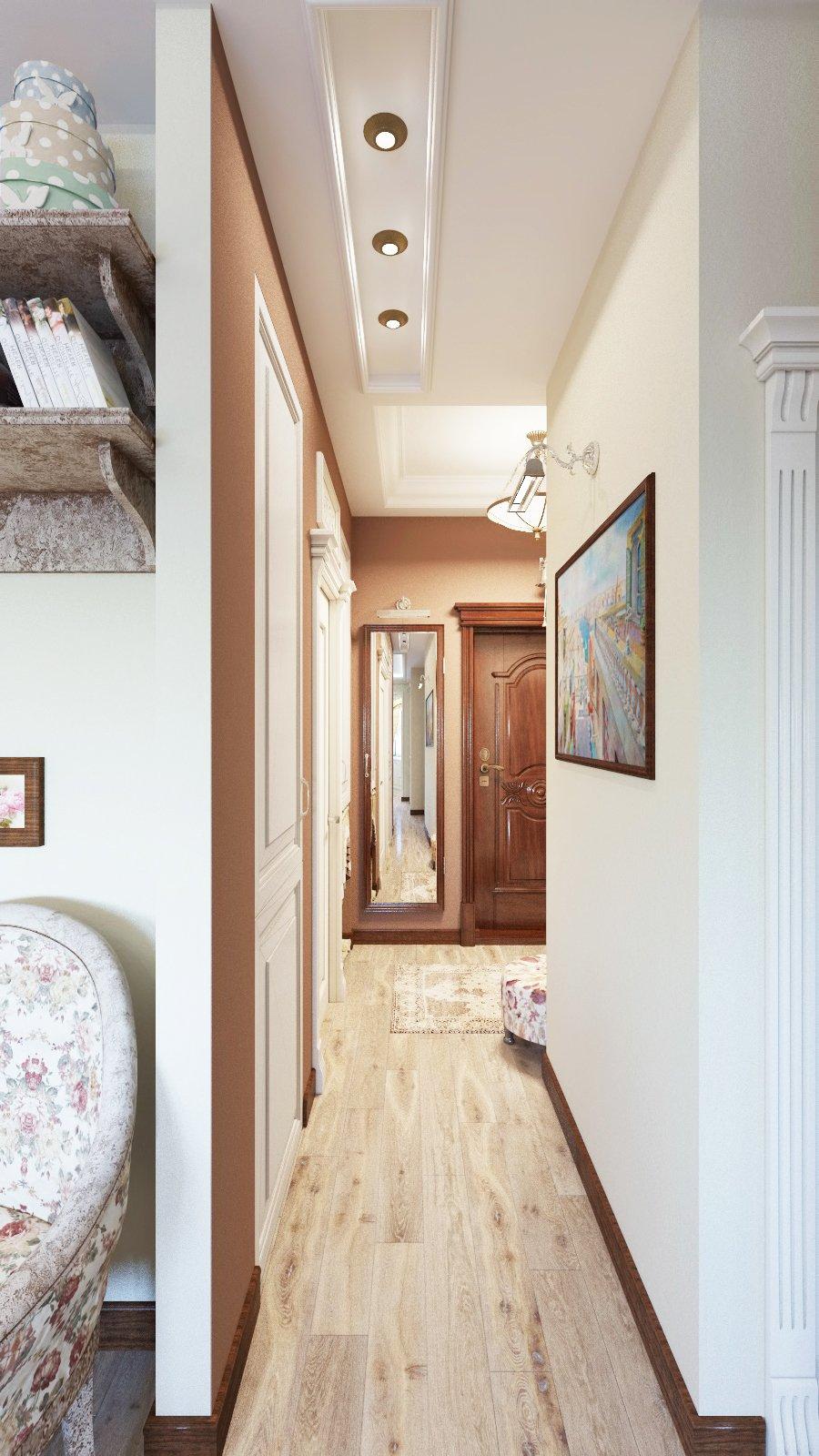 Фотография:  в стиле , Прованс и Кантри, Классический, Квартира, Проект недели, Ирина Нани, Иван Тюрин – фото на INMYROOM