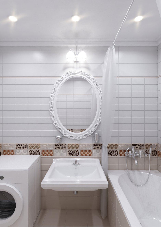 Фотография: Ванная в стиле Прованс и Кантри, Квартира, Дома и квартиры, IKEA, Проект недели, Деревенский – фото на INMYROOM