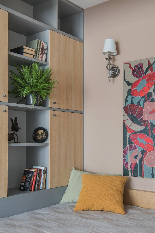 Фотография: Гостиная в стиле Современный, Прованс и Кантри, Квартира, Проект недели, Москва, 2 комнаты, 60-90 метров, Наталия Суслина – фото на INMYROOM