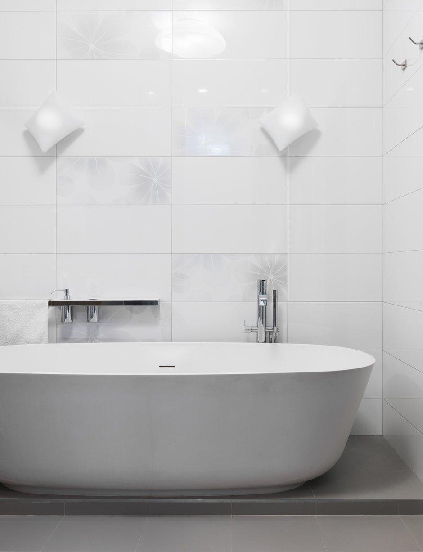 Фотография: Ванная в стиле Минимализм, Квартира, Проект недели, Михаил Новинский, Кирпичный дом, 3 комнаты, 60-90 метров, Патриаршие пруды – фото на INMYROOM