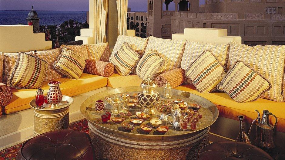 Фотография: Балкон, Терраса в стиле Современный, Восточный, Декор интерьера, Квартира, Дом, Дизайн интерьера – фото на INMYROOM