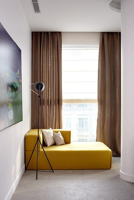 Фотография: Мебель и свет в стиле Современный, Квартира, BoConcept, Дома и квартиры, Проект недели – фото на INMYROOM