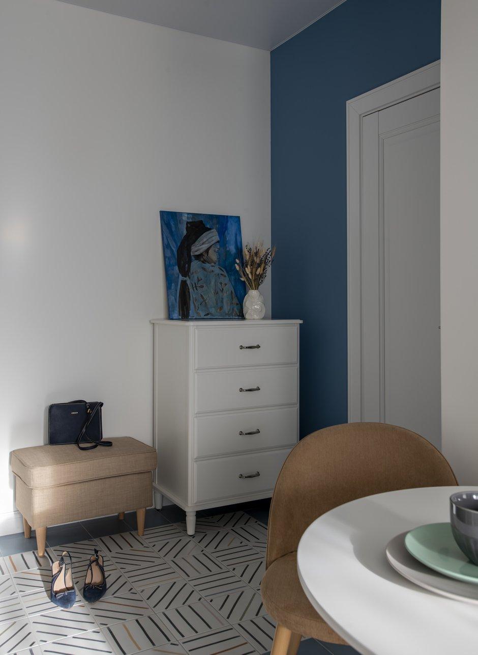 Фотография: Прихожая в стиле Современный, Квартира, Проект недели, Москва, 1 комната, до 40 метров, Алиса Кащеева – фото на INMYROOM