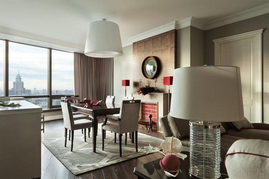 Фотография: Прочее в стиле , Эклектика, Квартира, Дома и квартиры – фото на InMyRoom.ru