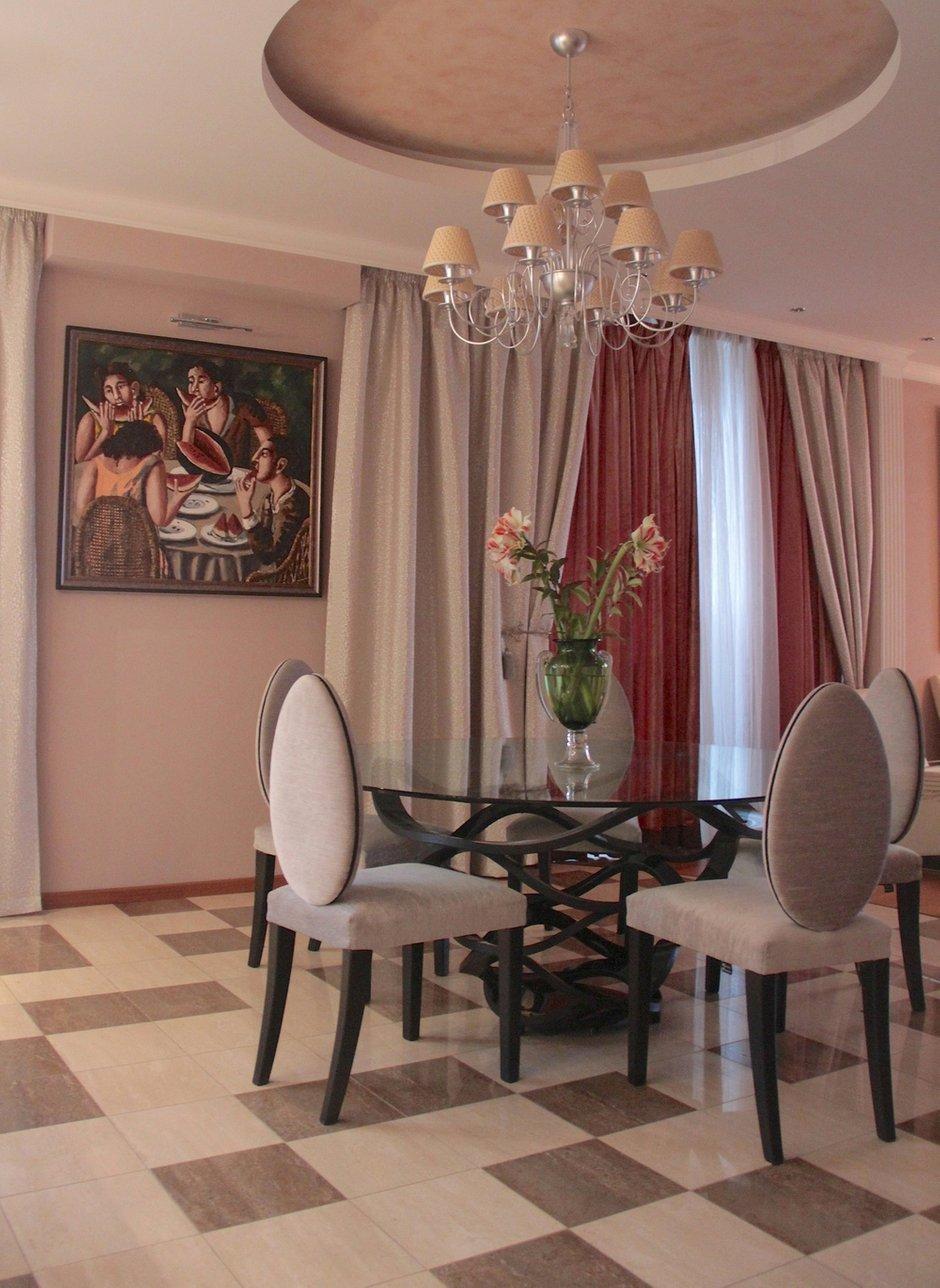 Фотография: Кухня и столовая в стиле Эклектика, Декор интерьера, Декор дома, Картины, Современное искусство – фото на INMYROOM