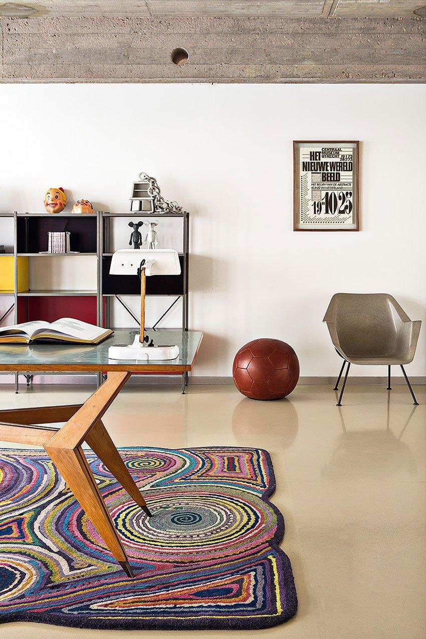 Фотография: Гостиная в стиле Лофт, Дом, Дома и квартиры, Проект недели – фото на INMYROOM
